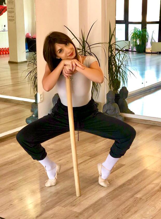 Balet dansatoare dieta